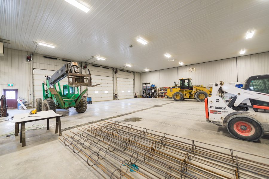 Winkler Concrete shop interior