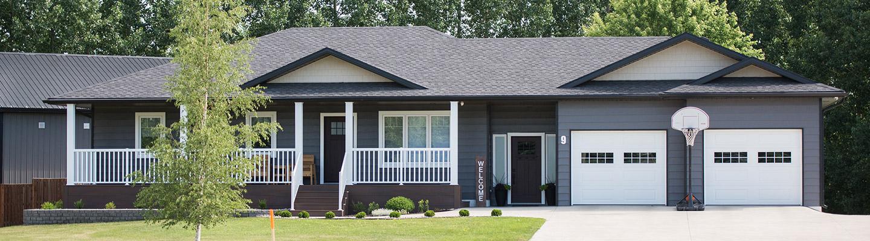 Single Family home banner