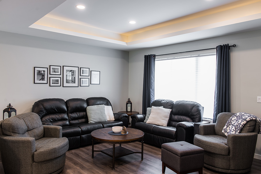 Moline living area