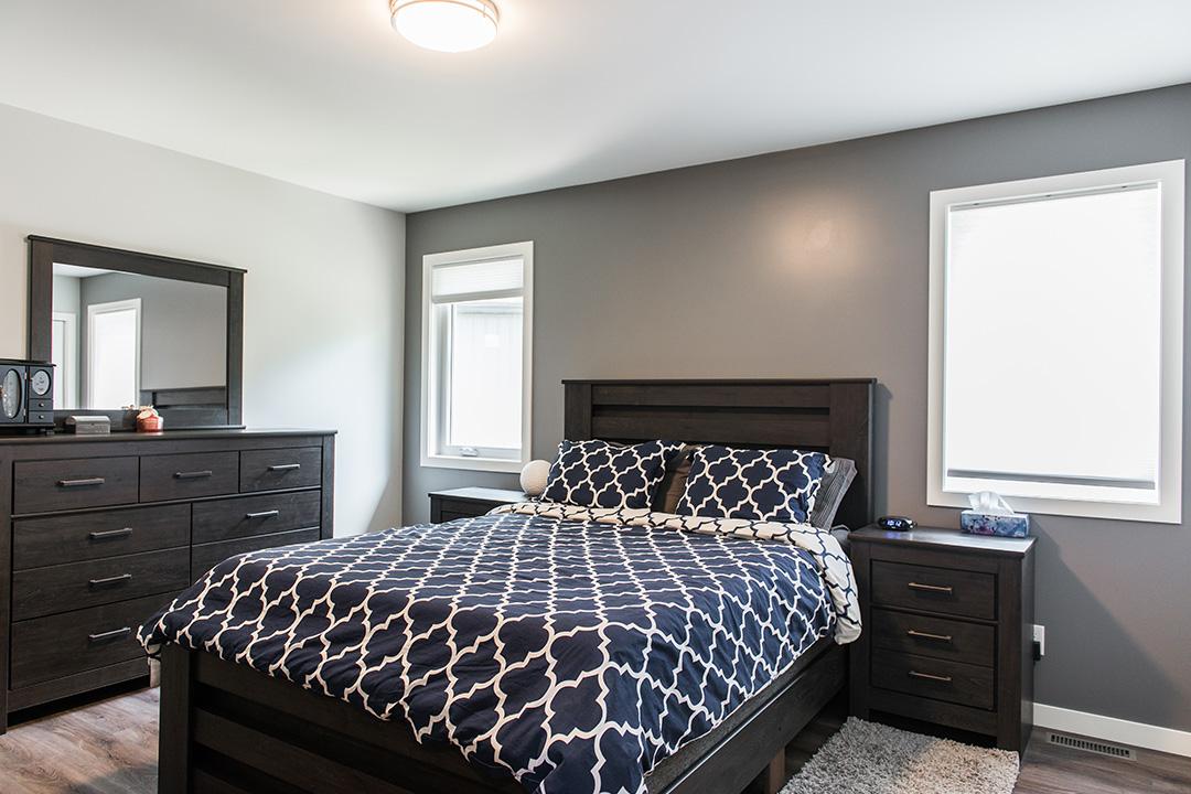 Moline bedroom