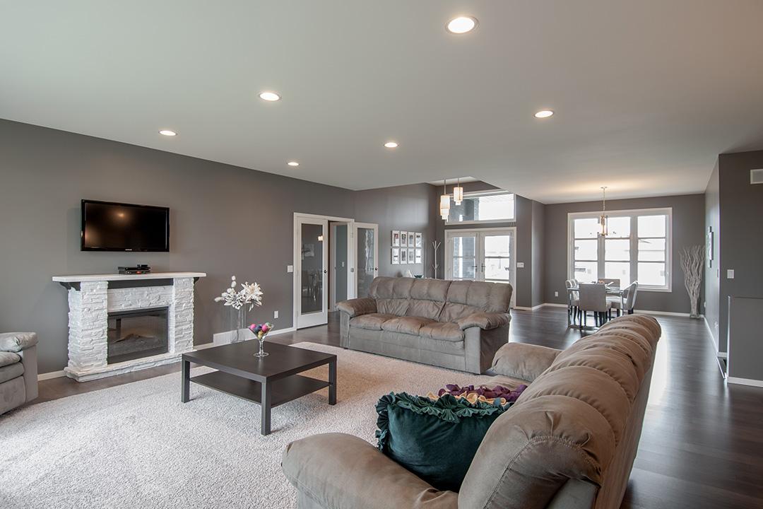 Sandpiper living area