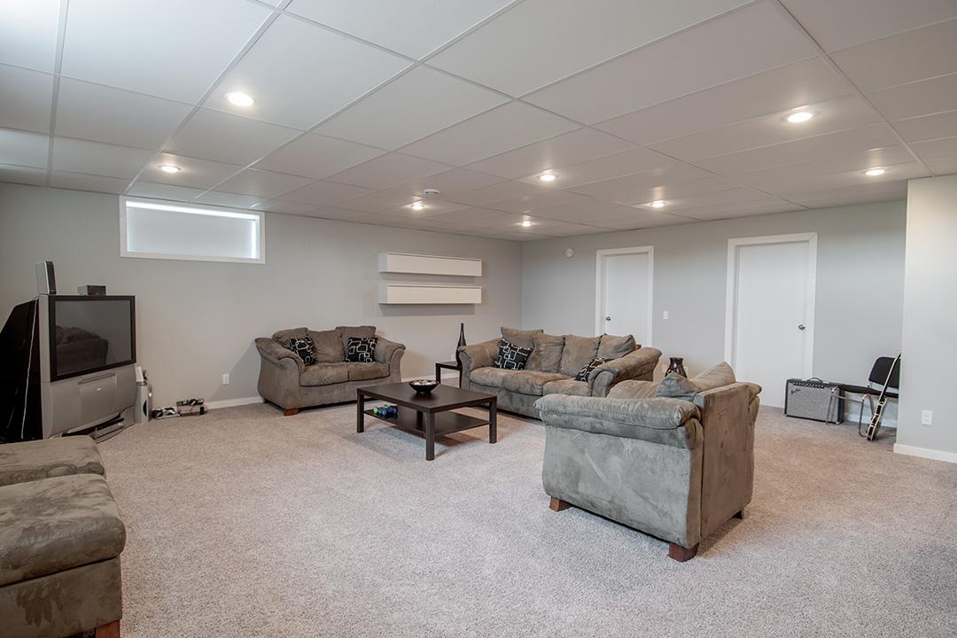 Sandpiper basement