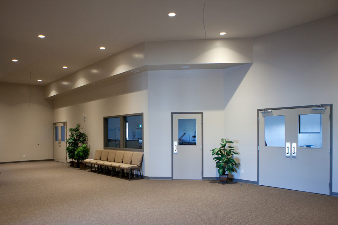 Christian Faith Church foyer
